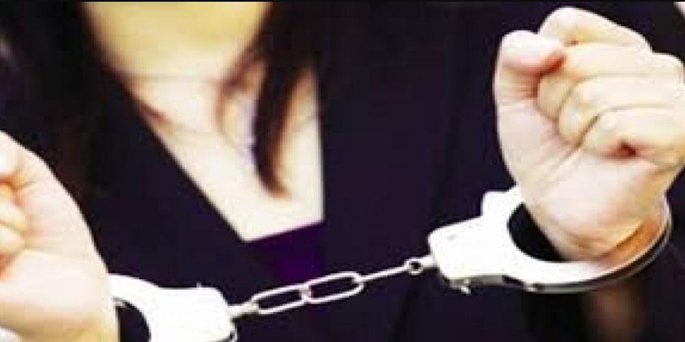 سوسة: ايقاف امرأة استنكرت القضاء على الإرهابيين