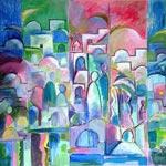 Amara Ghrab - Art et spiritualité - Galerie arts-libris