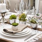 L'art de la Table ou comment bien recevoir