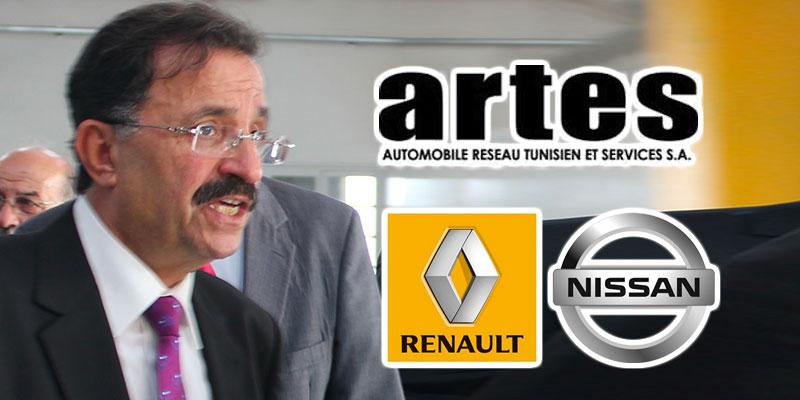Mustapha Ben Htira, nouveau Directeur Général du Groupe ARTES
