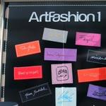 Artfashion1, dix artistes, dix regards...
