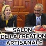L'Algérie, invitée d'honneur du salon de la création artisanale