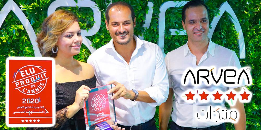 En vidéo : Cinq produits d'ARVEA, Gagnants au concours  ''Élu Produit de l'année''