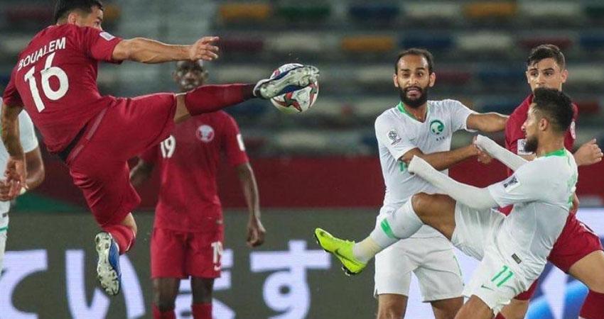 7 منتخبات عربية بثمن نهائي كأس آسيا