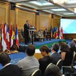 Le coup d'envoi des travaux préparatoires de l'assemblée générale de l'Association internationale des Maires francophones
