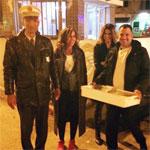 L'association Un repas pour chaque tunisien à la rencontre des forces de l'ordre