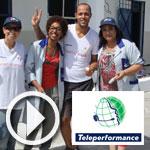 Les employés de Teleperformance s'engagent dans la vie associative