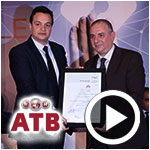 En vidéo : L'ATB lance son E-banking et Mobile Banking certifiés ISO 27001