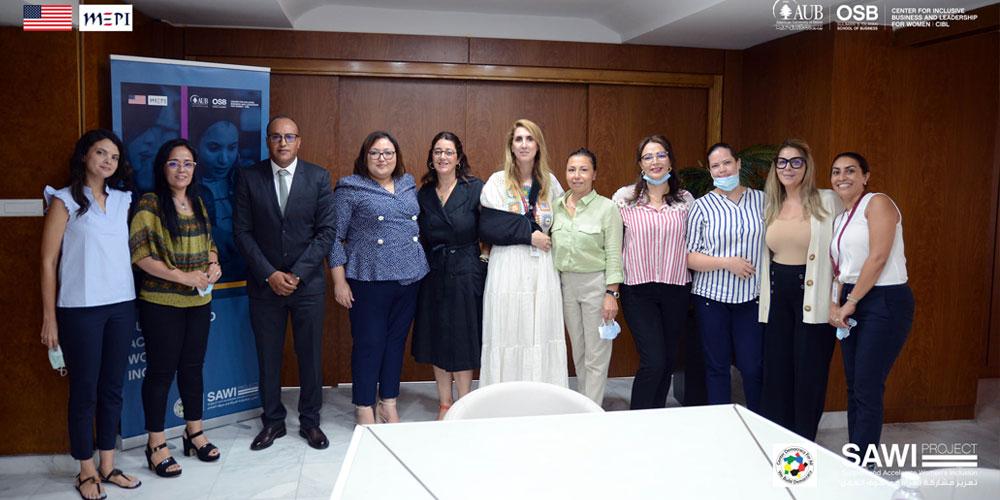 L'ATB sélectionnée par le projet SAWI pour renforcer sa diversité genre