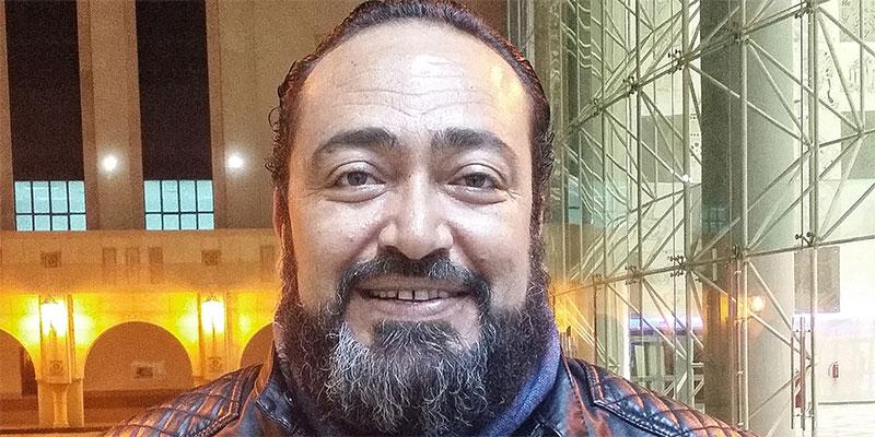 عاطف بن حسين يحيي خولة سليمان و يهاجم ''الحوار '' و ''التاسعة ''