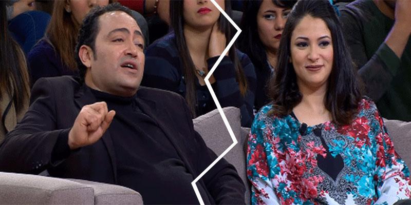 حامل للمرة الثالثة، زوجة عاطف بن حسين تعلن انفصالهما رسميا