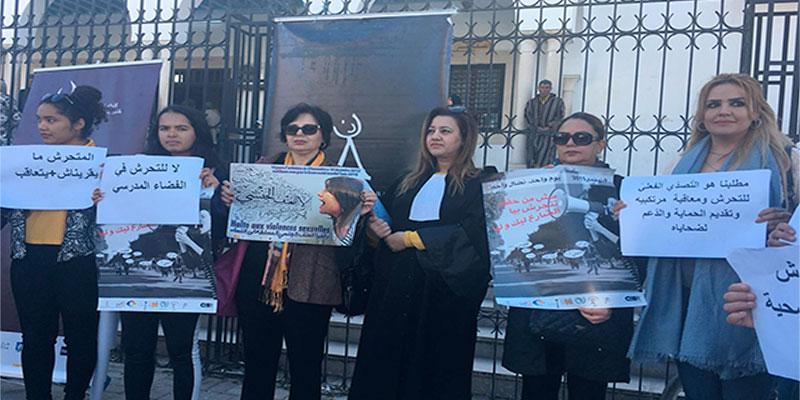 Condamnation d'un individu pour harcèlement sexuel : un procès exemplaire, selon Bochra Belhaj Hmdia <