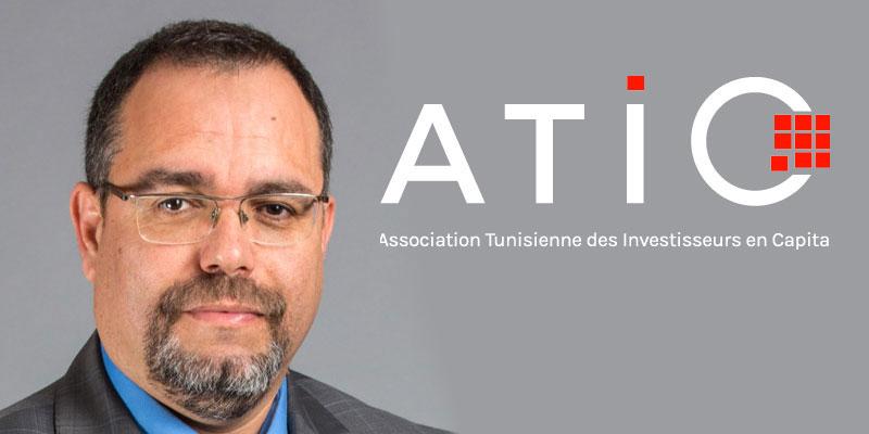 La StartUp Act et l'innovation centre de la conférence de l'ATIC