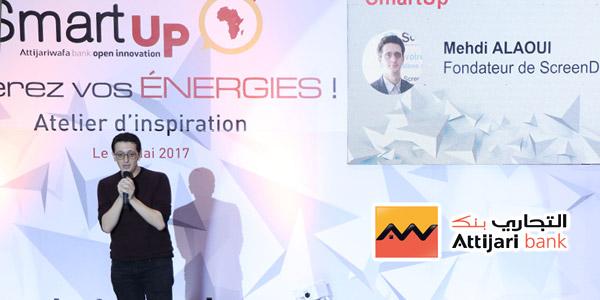 En vidéos : Attijari bank lance le Hackathon International « Smart Up »