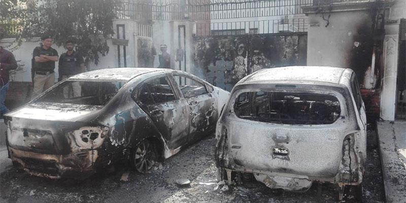 Pakistan: Deux policiers tués dans une attaque contre le consulat chinois à Karachi