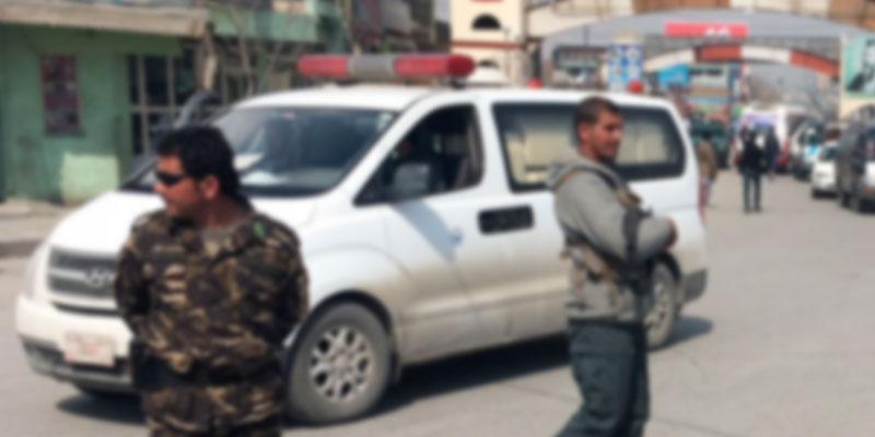 Au moins six policiers tués dans une attaque des talibans en Afghanistan