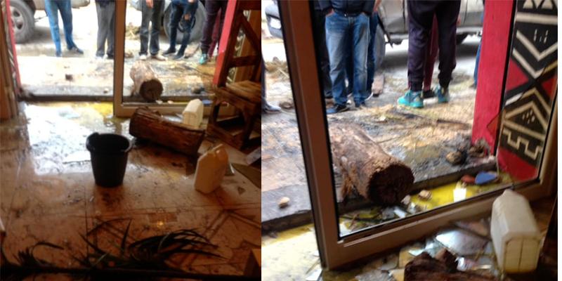 C'était bien une attaque terroriste contre le café de Rades, déclare l'avocat du propriétaire