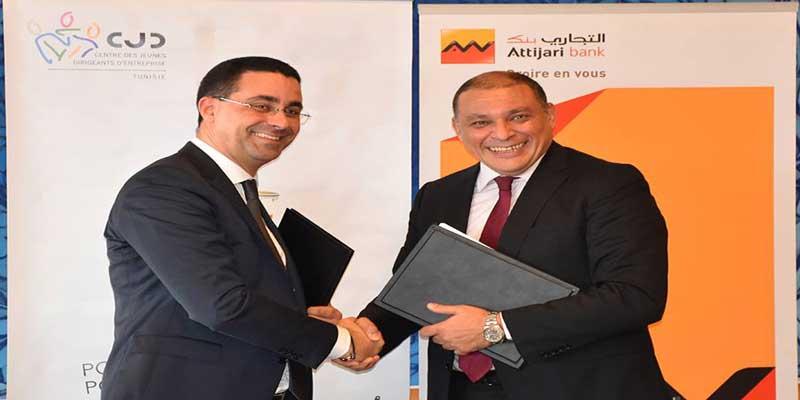 Partenariat entre le CJD et Attijari bank en faveur des dirigeants et leurs Entreprises