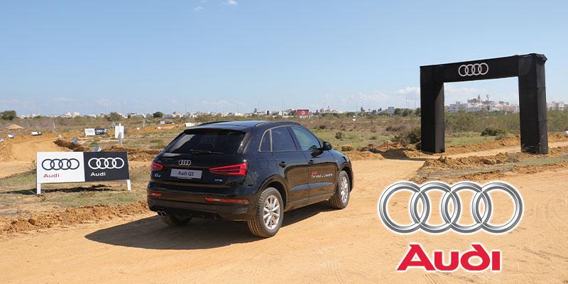 En Photos:Première édition de l'Audi SUV Experience Days!