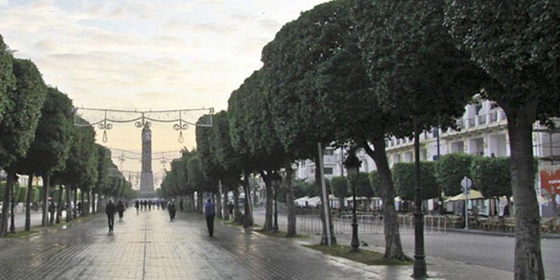 Une journée sans voiture dimanche à l'Avenue Habib Bourguiba