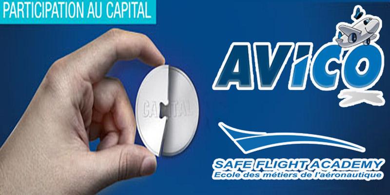 Le groupe français AVICO entre dans le capital de SAFE FLIGHT ACADEMY
