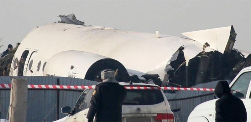 إيران تنفي سقوط الطائرة الأوكرانية بهجوم صاروخي