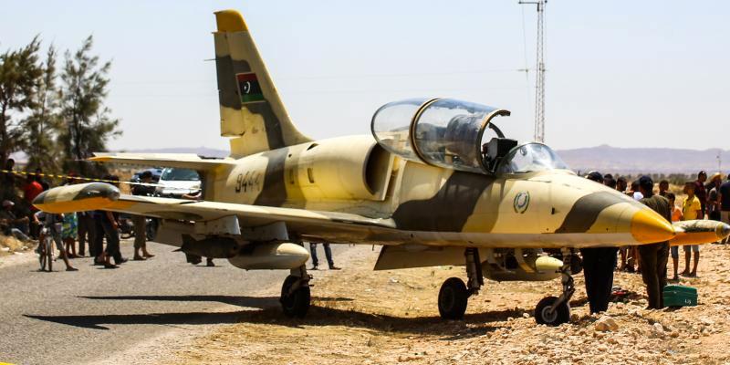 Le pilote libyen ayant atteri en Tunisie aurait fait défection !