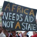 Tel-Aviv : Manifestation raciste contre des sans papiers africains