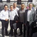العيادي وبن عمر والراجحي ضمن فريق المحامين المتطوعين للدفاع عن نصر الدين بن حديد
