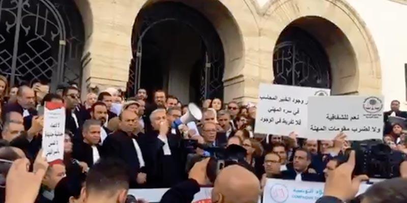 Le doyen des avocats de Tunisie déclare la désobéissance fiscale