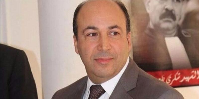 نداء تونس يعلن عن تجميد رضوان عيارة واحالته على لجنة النظام