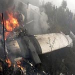 خلل تقني وراء تحطم الطائرة العسكرية و الجزائر تستعين بخبرات أمريكية في المجال
