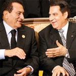 Ben Ali et Moubarak savent réinvestir leurs trésors sur la Côte d'Azur !