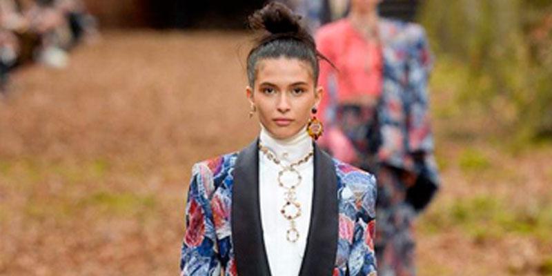 En photos...La tunisienne Azza Slimene défile pour Chanel : ''je viens de réaliser l'un de mes plus grands rêves''