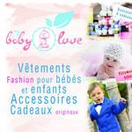 My Baby Love, le concept store pour bébés et enfants qui a du style !
