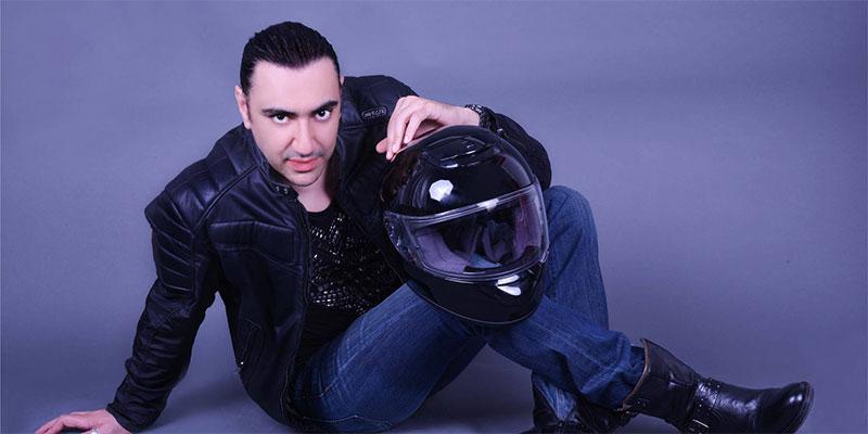 شمس الدين باشا يعتزل الغناء ''الشهرة ضرتني ''