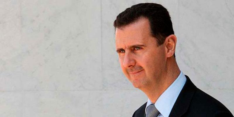Bachar Al Assad envoie un télégramme de condoléances pour le décès de Beji Caid Essebsi