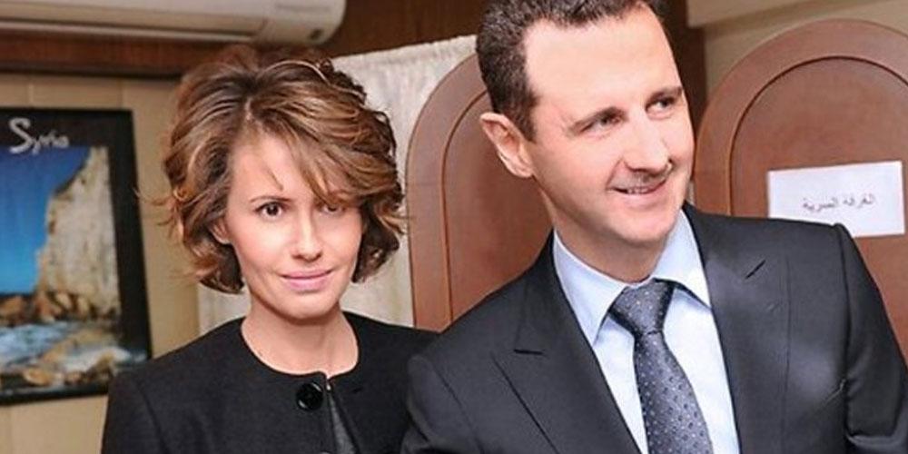 واشنطن تفرض عقوبات على بشّار الأسد وزوجته