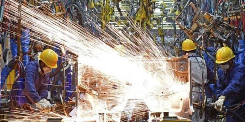 Baisse de 3,5% de la production industrielle