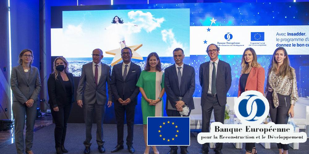 La BERD et l'Union européenne s'associent pour stimuler les exportations des PME tunisiennes