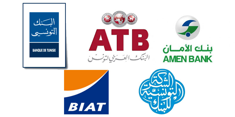 Moody's : Notation dévalorisée pour 5 banques suite au déclassement de la note souveraine de la Tunisie