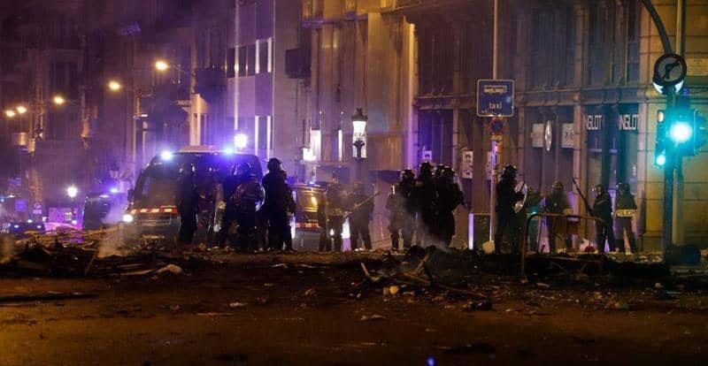 بعد أسوأ ليالي برشلونة.. زعيم كتالونيا يدعو للحوار