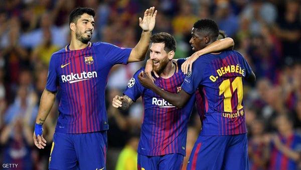خبر سعيد لعشاق برشلونة