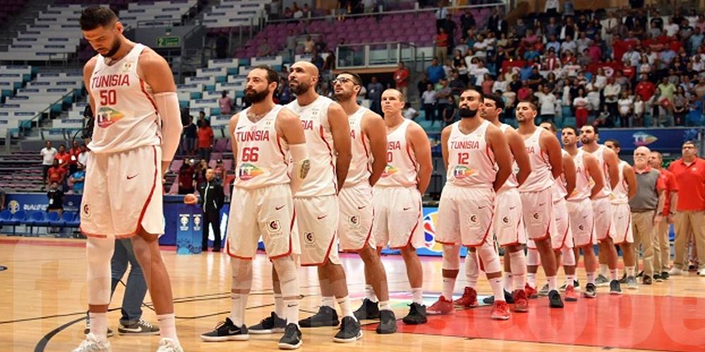 Basket : La Tunisie n'ira pas aux Jeux olympiques