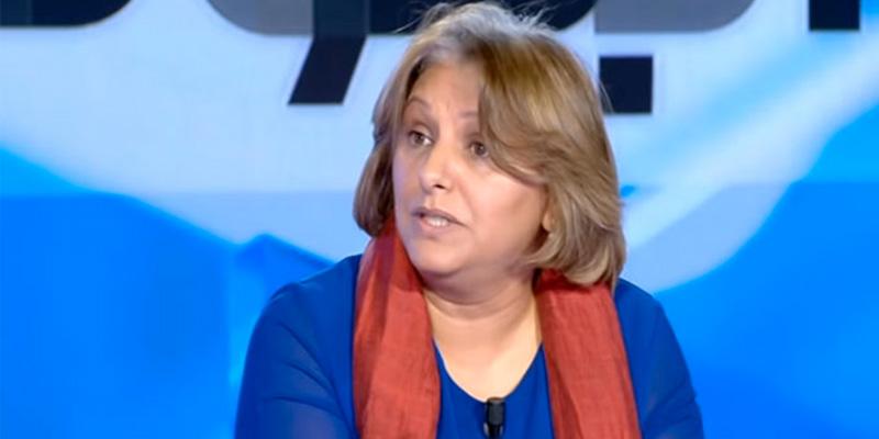 Basma Khalfaoui tête de la liste Union Démocratique Sociale pour Tunis 1