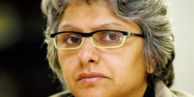 Basma Khalfaoui appelle au report des élections