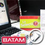 En Vidéo - Le pack 'Acer' spécial vacances by Batam