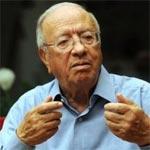 لقاء بين رئيس وفد البنك العالمي و رئيس حركة نداء تونس الباجي قائد السبسي