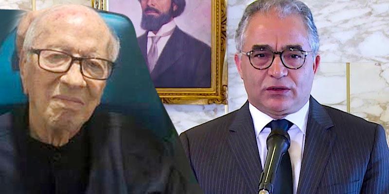 محسن مرزوق يطالب بإصدار بلاغات طبية عن الوضع الصحي للرئيس