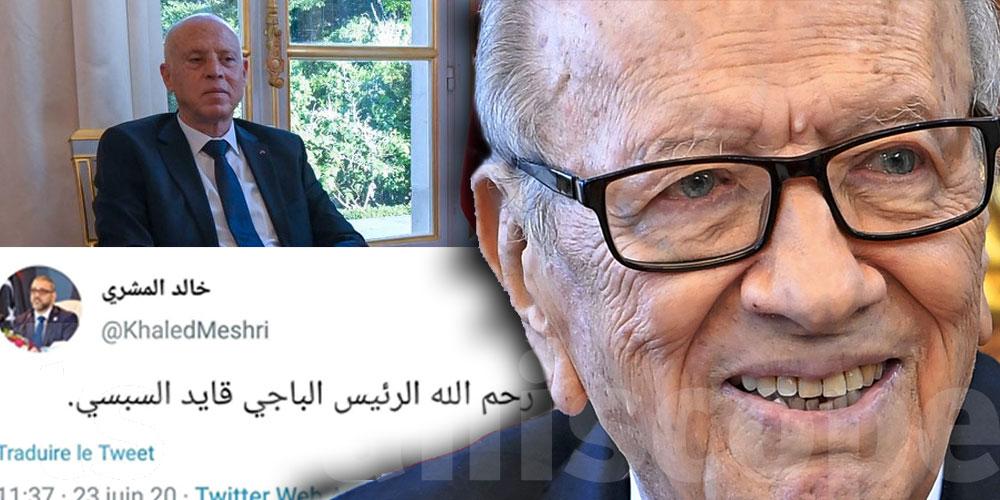 Discours de Saïed, la réaction inattendue du président du sénat libyen